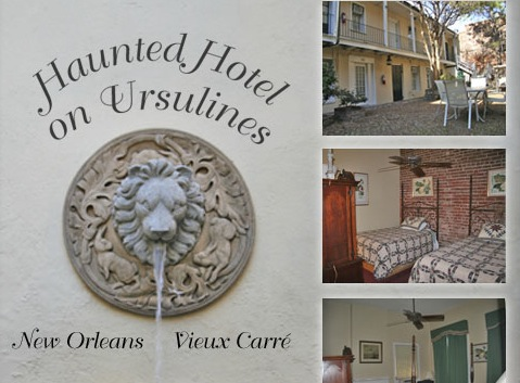 Haunted Hotel on Ursulines
